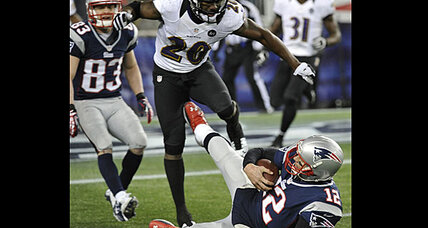 NFL reviewing Brady 'kick': Should he be fined?