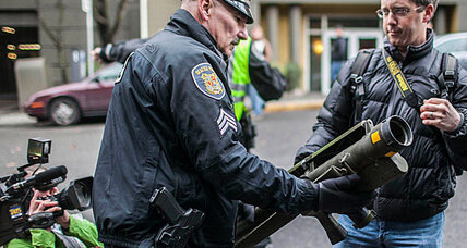 Seattle gun buyback nets Stinger missile launcher (+video)