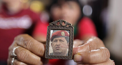 Venezuelan VP says Chavez remains in 'delicate' condition