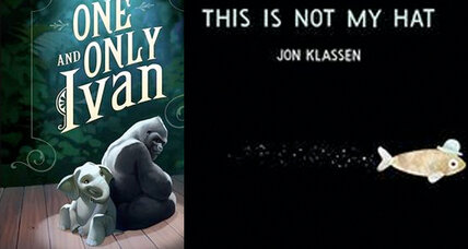 'One and Only Ivan' and 'This Is Not My Hat' capture Newbery and Caldecott awards