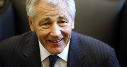 The fall and rise of Chuck Hagel: a good sign for US-Israel relations
