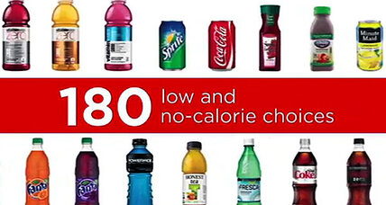 Coca Cola obesity ad: Do soft drinks make you overweight?