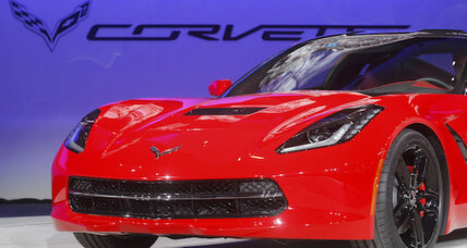 With latest Corvette, GM resurrects the Stingray name