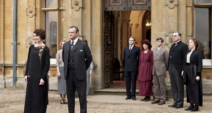 'Downton Abbey': About that twist... (+video)