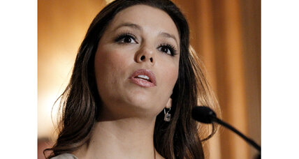 Eva Longoria will host Latino inaugural salute to Obama