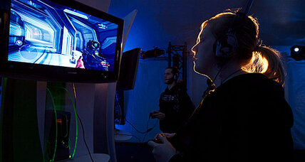 Video games next on Joe Biden's quest to stop gun violence (+video)