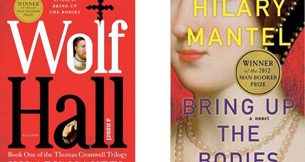 Hilary Mantel's 'Wolf Hall' and 'Bring Up the Bodies' come to the stage