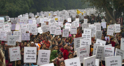 India gang rape: Why US should ratify UN treaty on women's rights