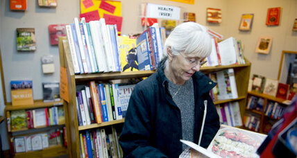 Indie bookstores report strong sales for 2012