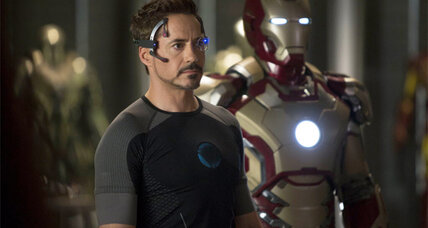 'Iron Man 3' will be released internationally in IMAX in April