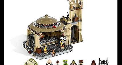 Lego Racism? Muslim Turks complain about Jabba the Hut