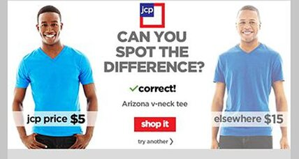 Sales back at J.C. Penney: Can they recover from their marketing fumble?