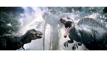 'Jurassic Park 4' gets a release date