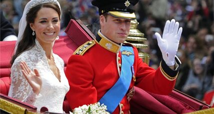 Kate Middleton's baby to get a royal title, decrees Queen (+video)