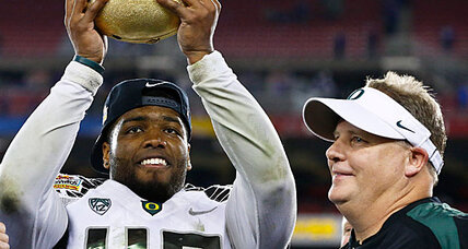 Oregon Ducks beat Kansas State: Is this Chip Kelly's last game? (+video)