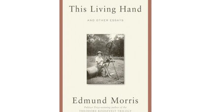 Presidential biographer Edmund Morris discusses Teddy Roosevelt, Ronald Reagan, and more