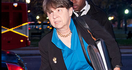 New SEC chief to be Mary Jo White