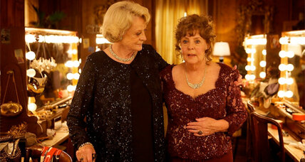 Maggie Smith stars in 'Quartet' (+video)