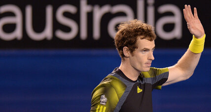 Murray outlasts Federer in Australian Open semis