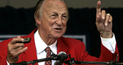 Stan Musial remembered for hitting prowess and ebullient personality (+video)