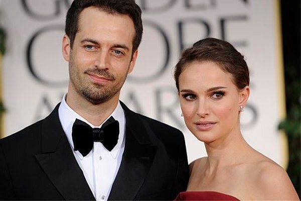 Image result for natalie portman husband
