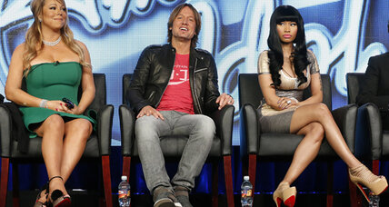 American Idol: Papa Peachez unites Mariah Carey and Nicki Minaj