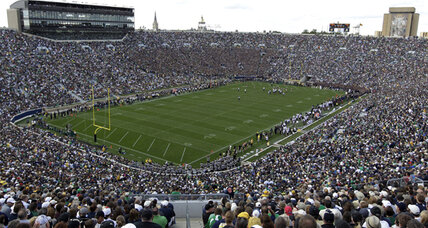 Notre Dame in BCS national championship game: Take our Fighting Irish football quiz