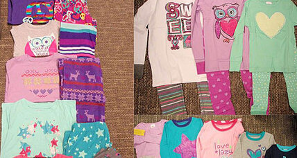 Target pajama recall: Children's clothes fail flame tests
