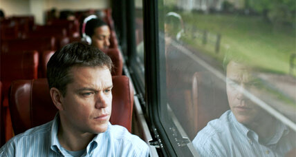 Matt Damon and John Krasinski star in 'Promised Land'