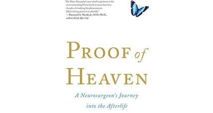 Trips to heaven top bestseller lists