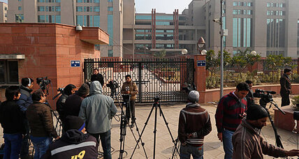 Judge bans media from courtroom in India gang-rape case