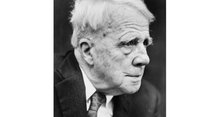 Robert Frost memorabilia goes on display fifty years after poet's death