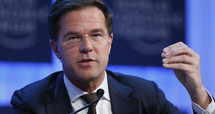 Brit EU exit a disaster that won't happen: Dutch PM at Davos