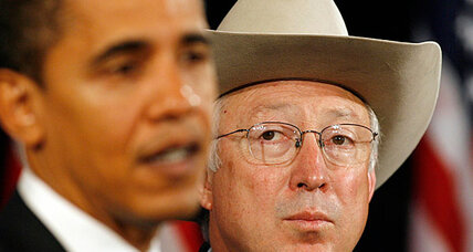Interior Secretary Ken Salazar: Fifth member to exit Obama Cabinet