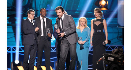 'Silver Linings Playbook,' 'Argo' capture Critics' Choice Awards