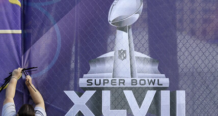 Super Bowl XLVII: Take the 49ers and Ravens quiz