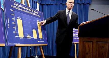 Surprise! California has a budget surplus