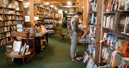 Print book sales fell in 2012 – but no faster than they did in 2011, says Nielsen