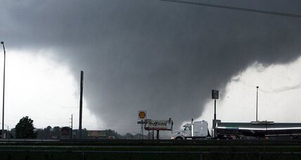 Tornado threat: How are January tornadoes possible? (+video)