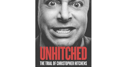 New book 'Unhitched' puts writer Christopher Hitchens on trial