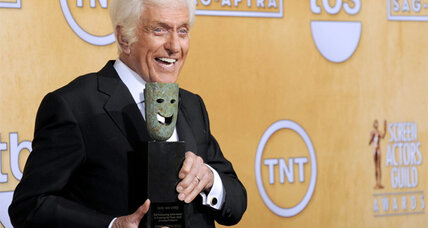 Dick Van Dyke is honored with lifetime achievement award at SAG ceremony