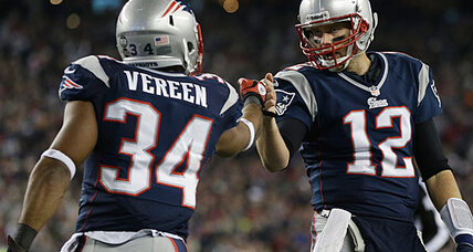 Shane Vareen: Third-string New England Patriot emerges as playoffs star