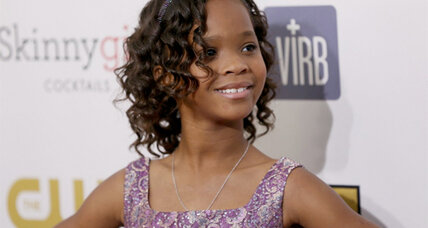 Oscar nominations: 'Beasts of the Southern Wild' star Quvenzhane Wallis takes nom in stride (+video)