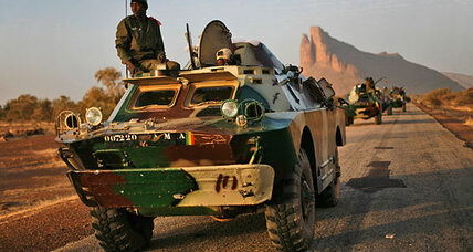Will UN peacekeepers get deployed to Mali?