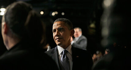 At core of Obama's State of the Union address: the middle class (+video)