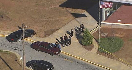 Atlanta school shooting raises doubts about metal detectors
