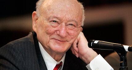 Ed Koch: a collection of favorite New York minutes with the mayor