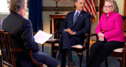 Obama Super Bowl interview: Should he expect a grilling?