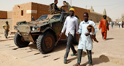 Can Timbuktu stay pacified after Islamist rebels are run out?