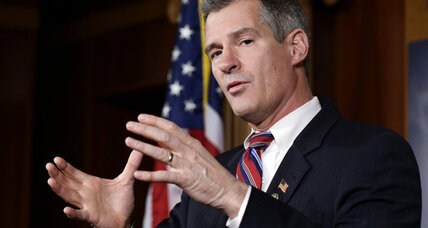 Scott Brown won't seek open Senate seat, a blow to Republican hopes (+video)